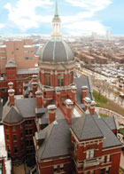 Johns Hopkins Historical Buildings